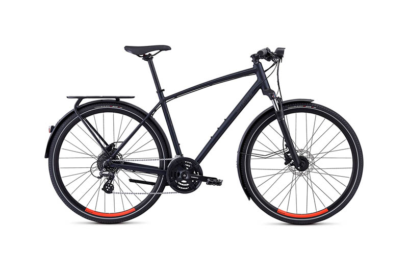 Specialized Crosstrail EQ—Black Top Collection
