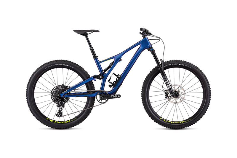 Specialized Men's Stumpjumper Comp Carbon 27.5—12-Speed
